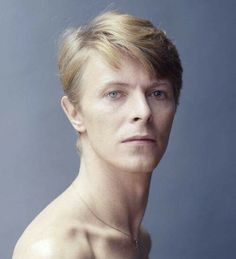 David Bowie, 1978 (Lord Snowdon)