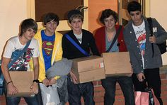One Direction's Complete Style Evolution In 33 Photos