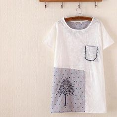 Buy 'P.E.I. Girl – Embroidered Patchwork Top' with Free International Shipping at YesStyle.com. Browse and shop for thousands of Asian fashion items from China and more!