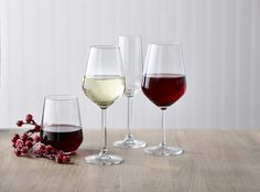 Drinkware, Red Wine, Holiday Gifts, Wine Glass, Alcoholic Drinks, Gift Ideas, Elegant, Tableware, Collection