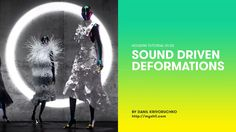Houdini Tutorial 03 | Sound Driven Deformations on Vimeo