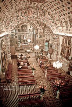 Iglesia de Tlacochahuaya, Oaxaca