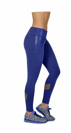 Bia Brazil Blue Get That Fit Legging