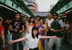 Yamagishi Sari's photobombing project