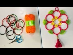 DIY || Old bangles reuse idea | Best craft idea | DIY arts and crafts | Amazing craft idea - YouTube