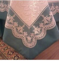 Home Tex, Small Cushions, Lace Making, Love Sewing, Table Covers, Sewing Crafts, Embroidery Designs, Diy And Crafts, Creations