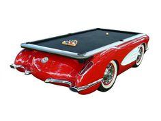 N190 - 1959 Vintage Corvette Car Pool Table - 4 - N190 - 1959 Vintage Corvette Car Pool Table - 4.jpg
