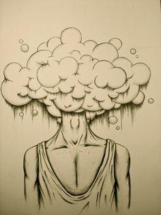 Overthinking destroys you...