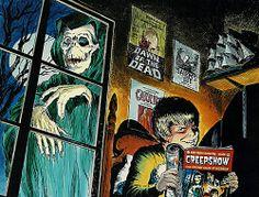 Stephen King - Rosana Raven ☠~ Contos da Cripta