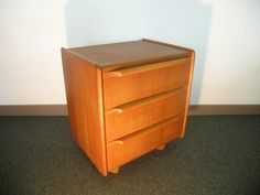 M180, Pastoe 'oak series' small cabinet with drawers, design Cees Braakman ±1948