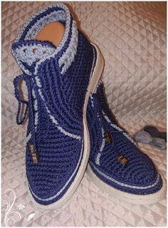 Fotografie Crochet Boots Pattern, Crochet Boot Cuffs, Shoe Pattern, Crochet Sandals, Crochet Shoes, Crochet Slippers, Crochet Lace, Knit Shoes, Sock Shoes