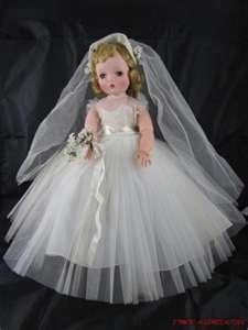 madame alexander vintage cissy doll