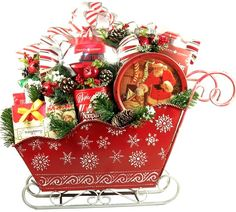 Heres a hard to find gift for the diabetic or for the dieter the a christmas to remember gift basket 25999 httplittlegiftbasketboutique negle Images
