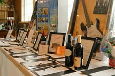 Best Silent Auction Ideas for Fundraising : The Fundraising Guru