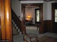 1904 Colonial Revival - Center City, MN - $329,900 - Old House Dreams