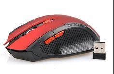 2.4Ghz Mini portable Wireless Optical Professional Gamer Mouse For PC Laptop Desktop/25
