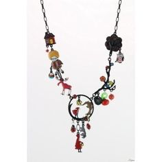 COllier Chaperon ROuge