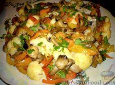 Вегетарианские рецепты - 4164 рецепта