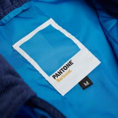 Barbour Pantone Blue Jacket