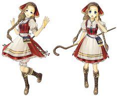 Nanaca Grunden - Characters & Art - Atelier Ayesha: The Alchemist of Dusk
