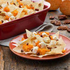 Nachos des Fêtes aux patates douces - Créez la plus savoureuse recette de Nachos des Fêtes aux patates douces. Tostitos® possède avec des directives étape par étape. Concoctez la meilleure/le meilleur pour n'importe quelle occasion.