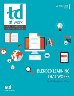 Well-designed and well-executed blended learning gives employees access to training in a useable format when they need it often from wherever they are able to access it. This TD at Work provides tips on when blended learning is an effective choice and information you need to make blended learning design decisions. #blendedlearning