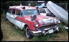Pontiac Vintage Ambulance                                                                                                                                                                                 More