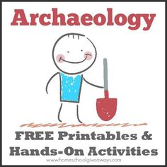 Archaeology/Exploration Study- Unity Archaeology FREE Printables and Hands-On Activities Homeschool Giveaways Archaeology Activities Archaeology for kids ArchaeologyExploration Free Giveaways HandsOn Homeschool Printables study Unity Museum Education, Teacher Education, Early Education, Teacher Resources, Archaeology For Kids, Teaching Latin, Experiential Learning, Hands On Activities, Earth Science