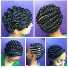 ... on Pinterest Protective styles, Crochet braids and Crochet twist
