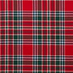 MacBean Lightweight Tartan by the meter  – Tartan Shop