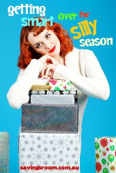 Getting smart over the silly season Cheap Gifts, Budgeting Tips, Holidays And Events, Holiday Gifts, Saving Money, Finance, Seasons, Australia, Decorations