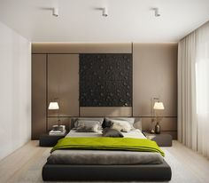 Apartment for musician by Alexandra Fedorova 11