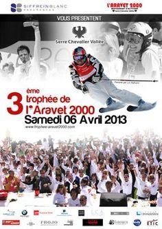 SERRE-CHEVALIER- 6 avril - 3ème Trophée de l'Aravet 2000 -Course de géant sur le stade de l'Aravet – Gagnez votre ticket d'entrée sur Facebook