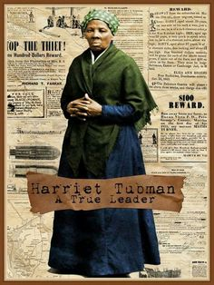 Harriet died 101 years ago today.