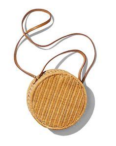 SERPUI Destiny Circle Basket Crossbody