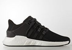 adidas EQT Support 93 17 Boost Launching In Core Black Very Soon f84b9f90e5b
