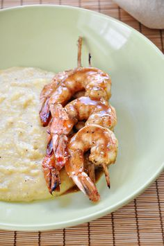 I haven't always been a fan of shrimp. In the not so distant past, I didn't like them at all. However, they've really grown on me (thanks to Eric, who really likes shrimp and is the only reason I kept trying them). I should've realized sooner that grilling them would do the trick for me … Read More