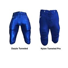 8f9dfa7d7f7 Amazon.com   Reebok Adult Dazzle Slotted Football Pants   Sports ...