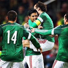 awesome come back from Carlos Vela ! #mexico #nationalteam #soccer #futbol