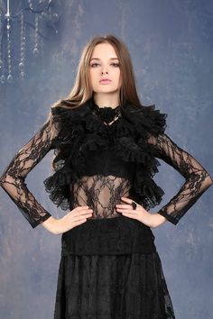 Find More Vests & Waistcoats Information about Noble generous gothic small shawl,bolero jacket by darkinlove BW033,High Quality jacket shirt,China jacket wedding Suppliers, Cheap jacket wear from PUNKINLOVE on Aliexpress.com