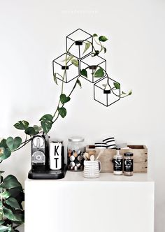 Only Deco Love: Jungle coffee corner
