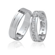 Snubní prsteny Retofy Wedding Rings, Engagement Rings, Jewelry, Fashion, Jewellery Making, Moda, Wedding Ring, Enagement Rings, Jewelery