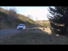 Vidéo du test de Dani Sordo avant le rallye Monte-Carlo