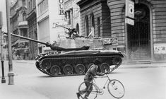 """fotojournalismus: """" Memories of Pinochet's Chile On September Gen. Augusto Pinochet seized power in a U.-backed coup that deposed the democratically elected president, Salvador Allende,. Chili, Military Rule, Fotojournalismus, Tag Image, High Art, Popular Culture, Old Photos, South America, Military Vehicles"""