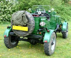 Land Rover Buggy