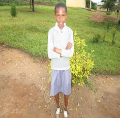 Sponsor a Child in Rwanda so they can go to school and have a meal. Donations from US$1 and up are welcome. 100% of the donation goes to the children and its tax deductible your donation. Names: Adeline UWAMAHORO Age: 9 years old  Class: Primary two - living at school Family background: She lives in a family of 8 children and her both parents are poor and jobless  School fees charges: she pays US$180 per term this includes; school fees and 3 meals a day.  Paypal: volunteers@abroaderview.org…