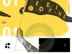 Redefine Conference by Mike Hegberg #Design Popular #Dribbble #shots