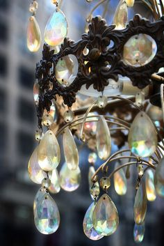 Vintage Chandelier—the Perfect Bling Chandelier Bougie, Chandelier Lighting, Vintage Chandelier, Chandelier Crystals, Crystal Lights, French Chandelier, Luxury Chandelier, Outdoor Chandelier, Chandelier Bedroom