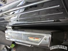 1963 Chevrolet Impala CD Changer