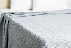 Thin quilt. Love it!